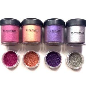 💜SALE M•A•C Eyeshadow Pigment Sample Set!